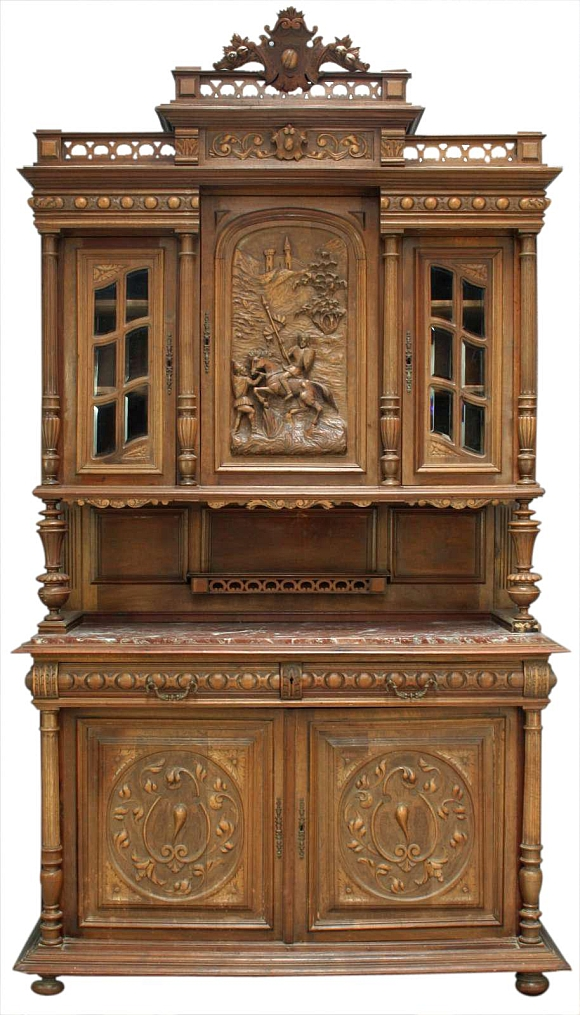 les meubles durant la renaissance meuble. Black Bedroom Furniture Sets. Home Design Ideas