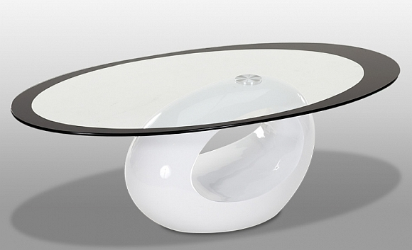 table ronde verre