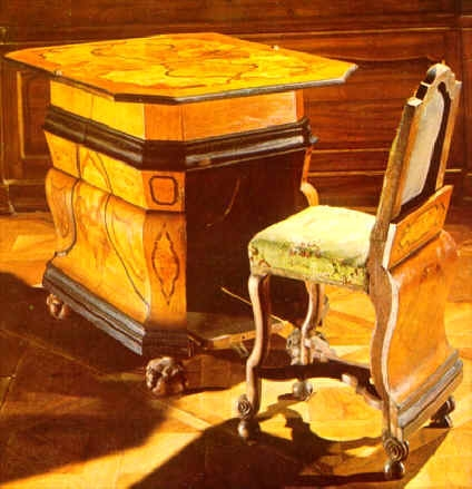 table fauteuil
