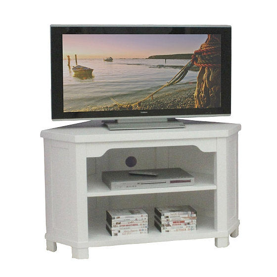 Console design bois acacia quotes for Console meuble tv